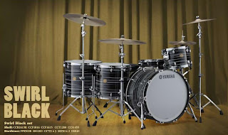 Yamaha Drum Set - Club Custom Drum Set