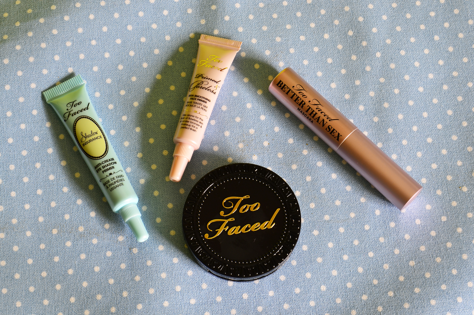 Too Faced, Christmas Party Must Haves Products