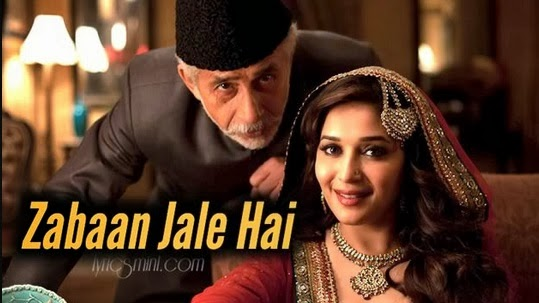 Zabaan Jale Hai (Dedh Ishqiya) HD Mp4 Video Download