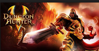 Download Dungeon Hunter 5 Apk Mod Data cover