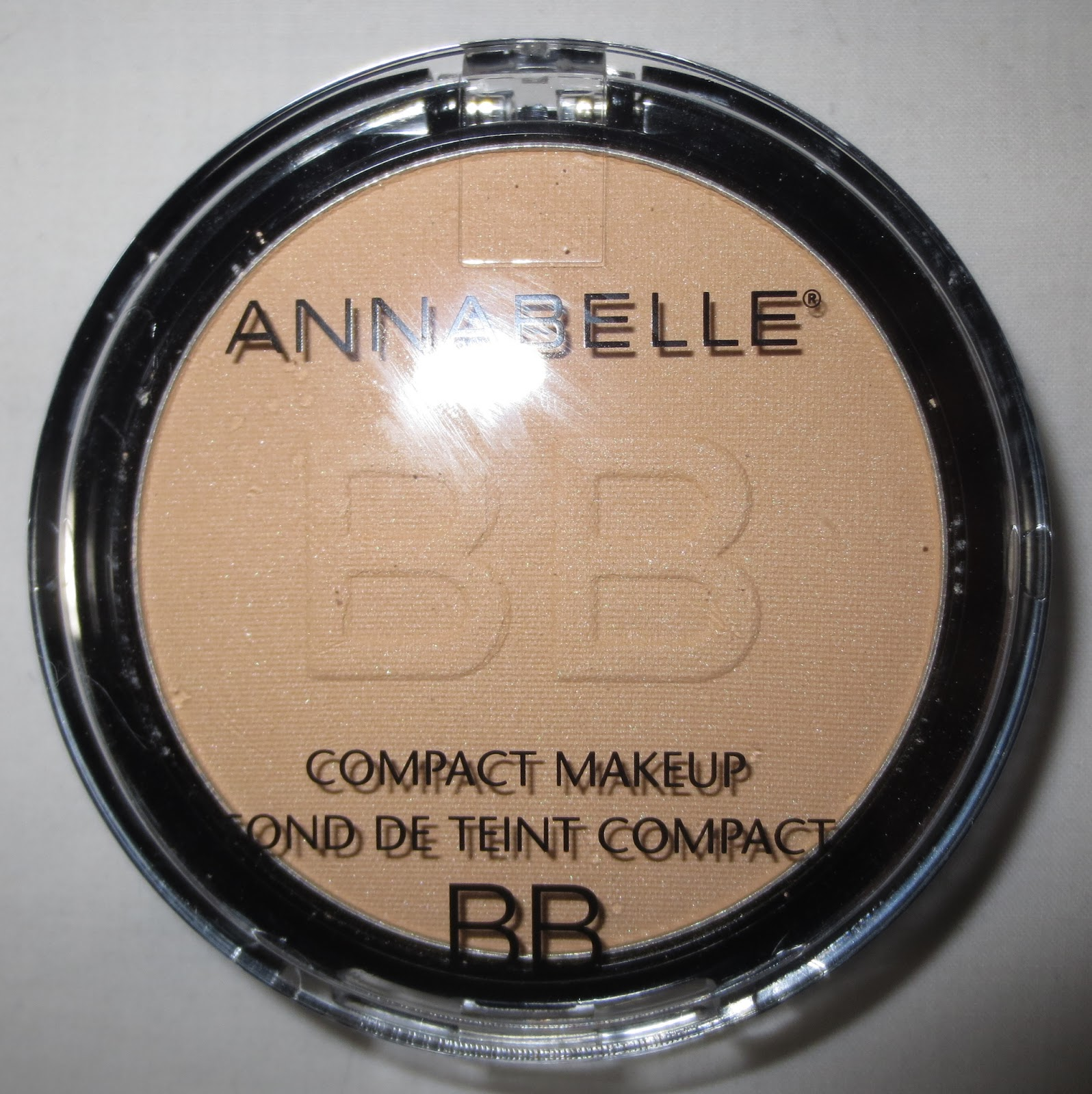 Annabelle BB Compact Makeup Packaging
