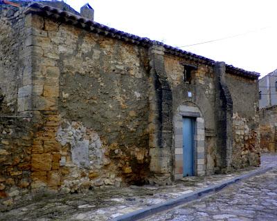 Primitiva iglesia de Fuendetodos