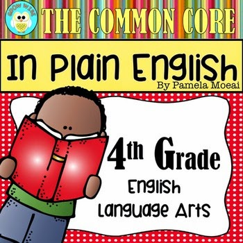 ELA CC Resource - 4th Grade