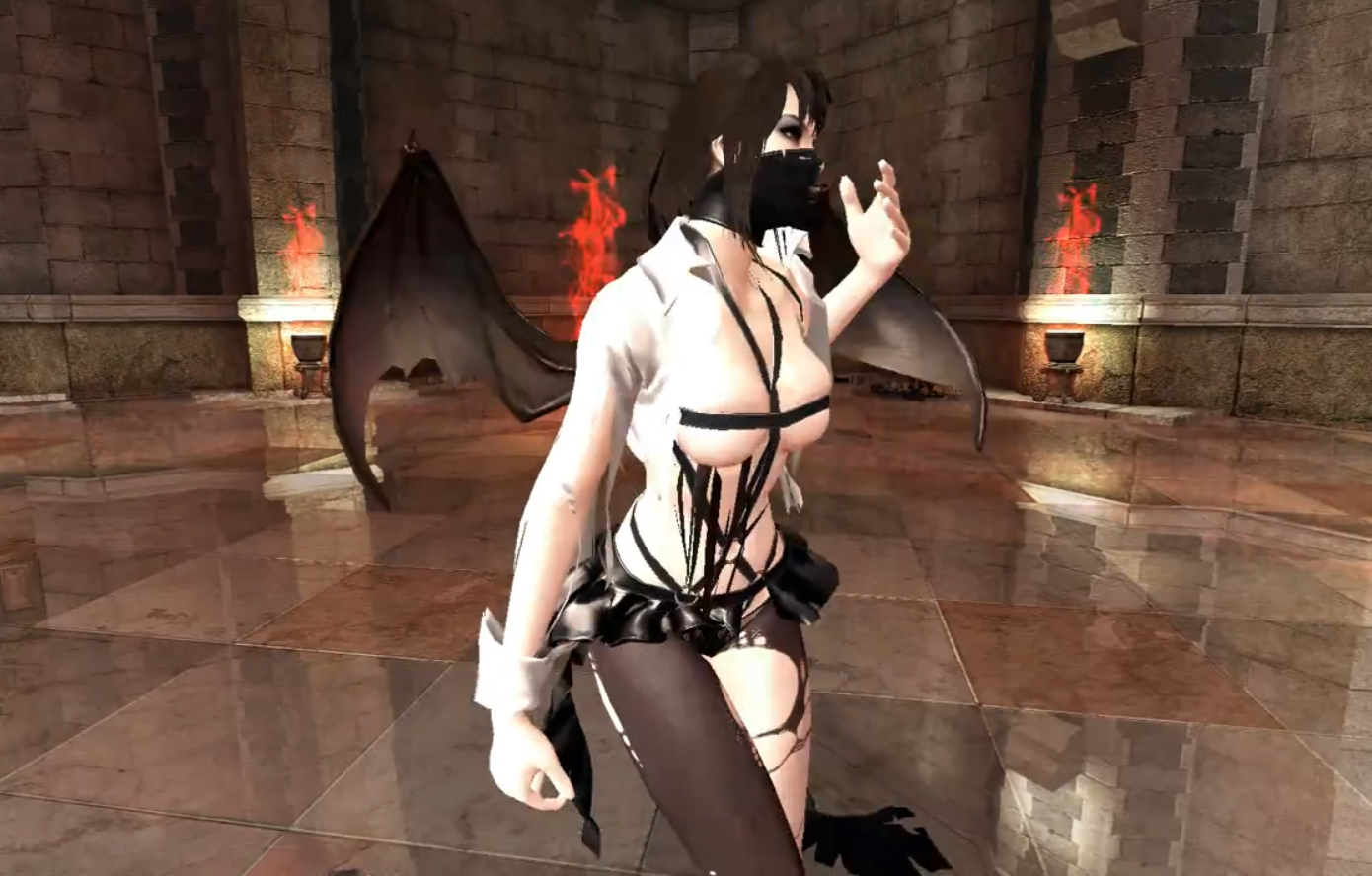 Naked in vindictus sex film