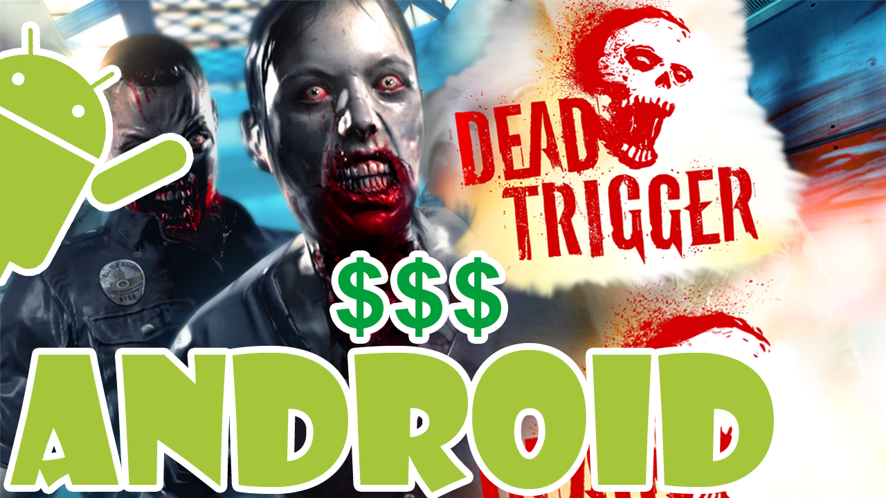 Взлом   Dead Trigger 2 Hack - Unlimited Gold and Money
