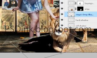 Rahasia Cara Menggabungkan Gambar Agar Terlihat Realistis