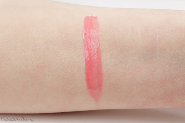 Chanel Murmure 179 Levres Scintillantes Glossimer Lipgloss Gloss swatch in studio lighting