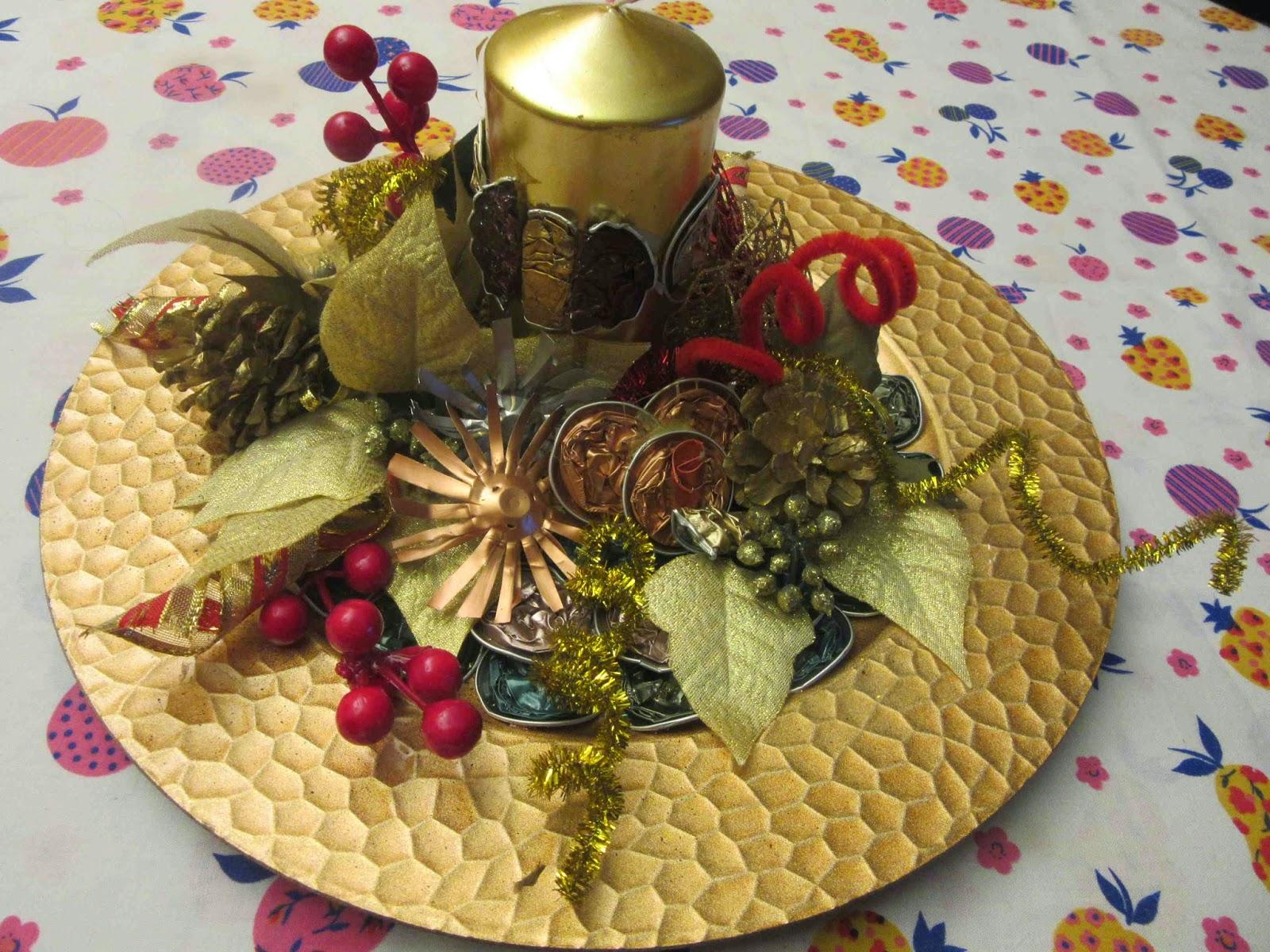 culinaria y otras cosas centros de navidad
