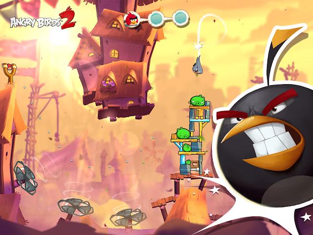 Angry Birds 2 Versi Terbaru