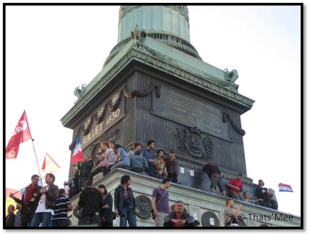 1er Mai - La Bastille Paris