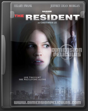 The resident (DVDRip Ingles Subtitulado) (2011)