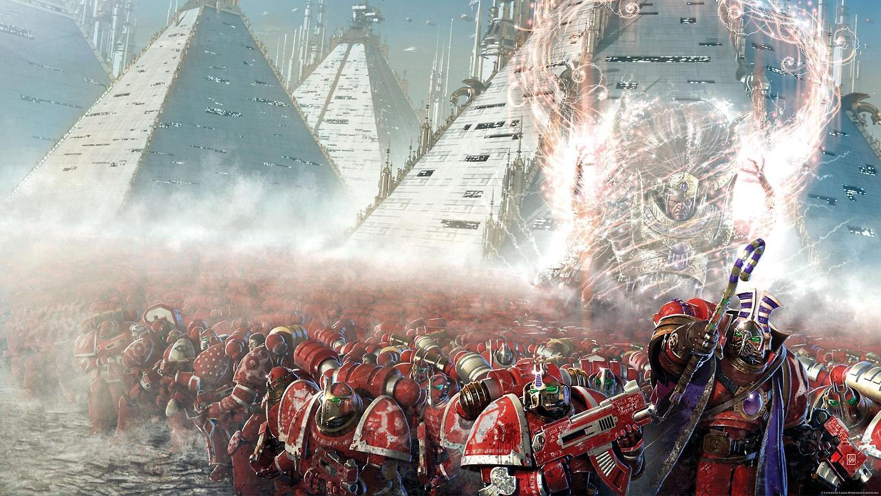 Additional 40k/30k Thousand Sons Information....