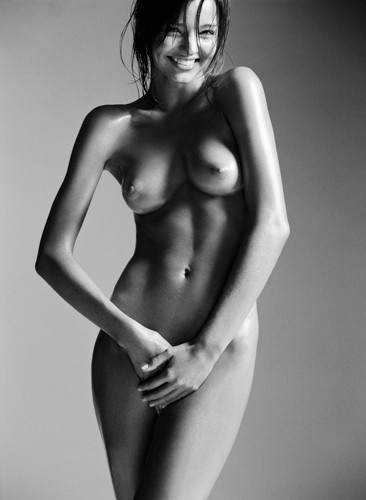Miranda Kerr – Naked Photoshoot