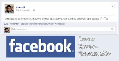 Status Facebook terbaru
