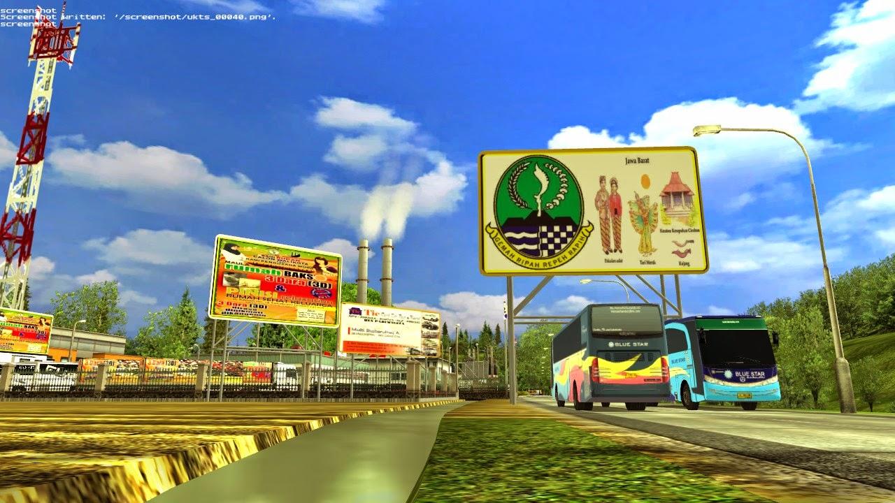 download uk truck simulator map indonesia java