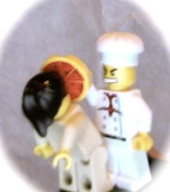 No more humble pie!