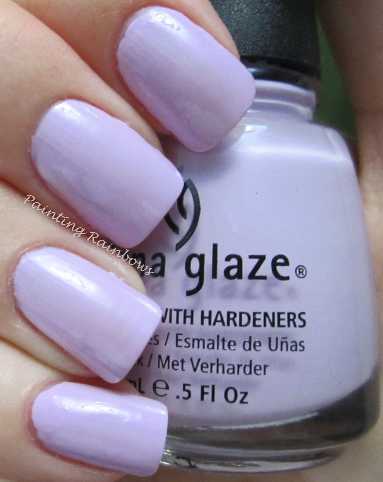 Painting Rainbows: China Glaze Electropop Swatches