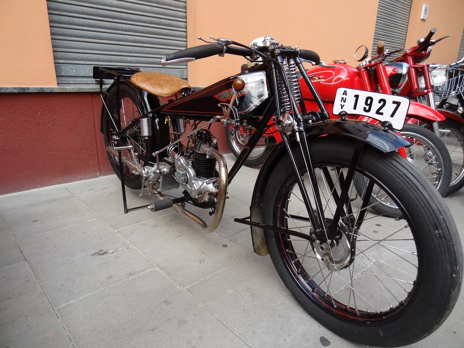 historia y evolucion de la moto