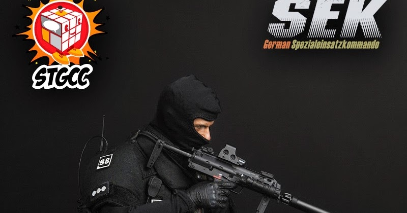 1//6 Soldier Story Expo Exclusive German SEK Kommando GSG9 Boots