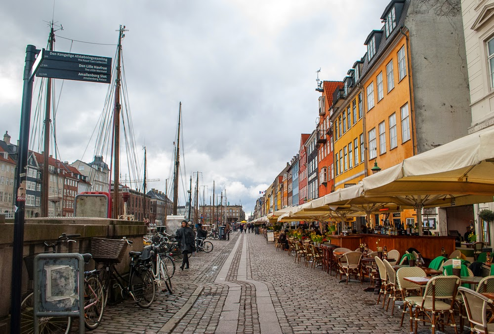 places to visit in copenhagen nyhavn