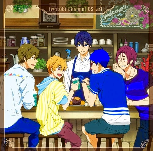 Free! -Eternal Summer- Radio CD: Iwatobi Channel ES Vol. 1