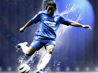 chelsea drogba football club soccer wallpaper