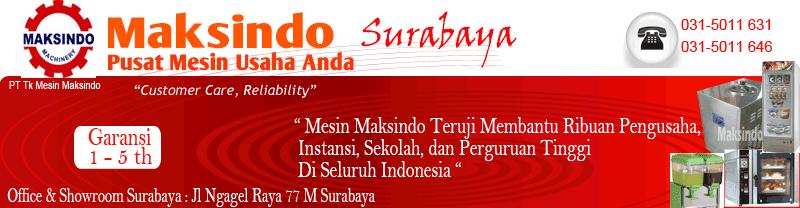 Toko Mesin Maksindo Di Surabaya