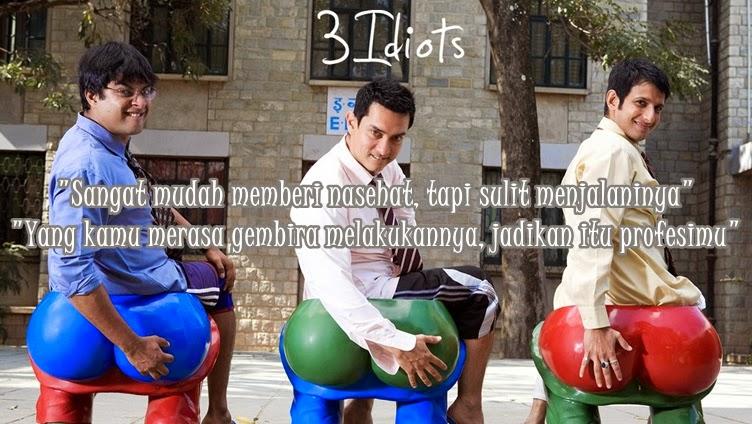 Kata Motivasi Dari Film 3 Idiots