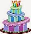 Verjaardagscandy Jolanda