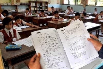 Kemendikbud Tetap Melaksanakan Ujian Nasional