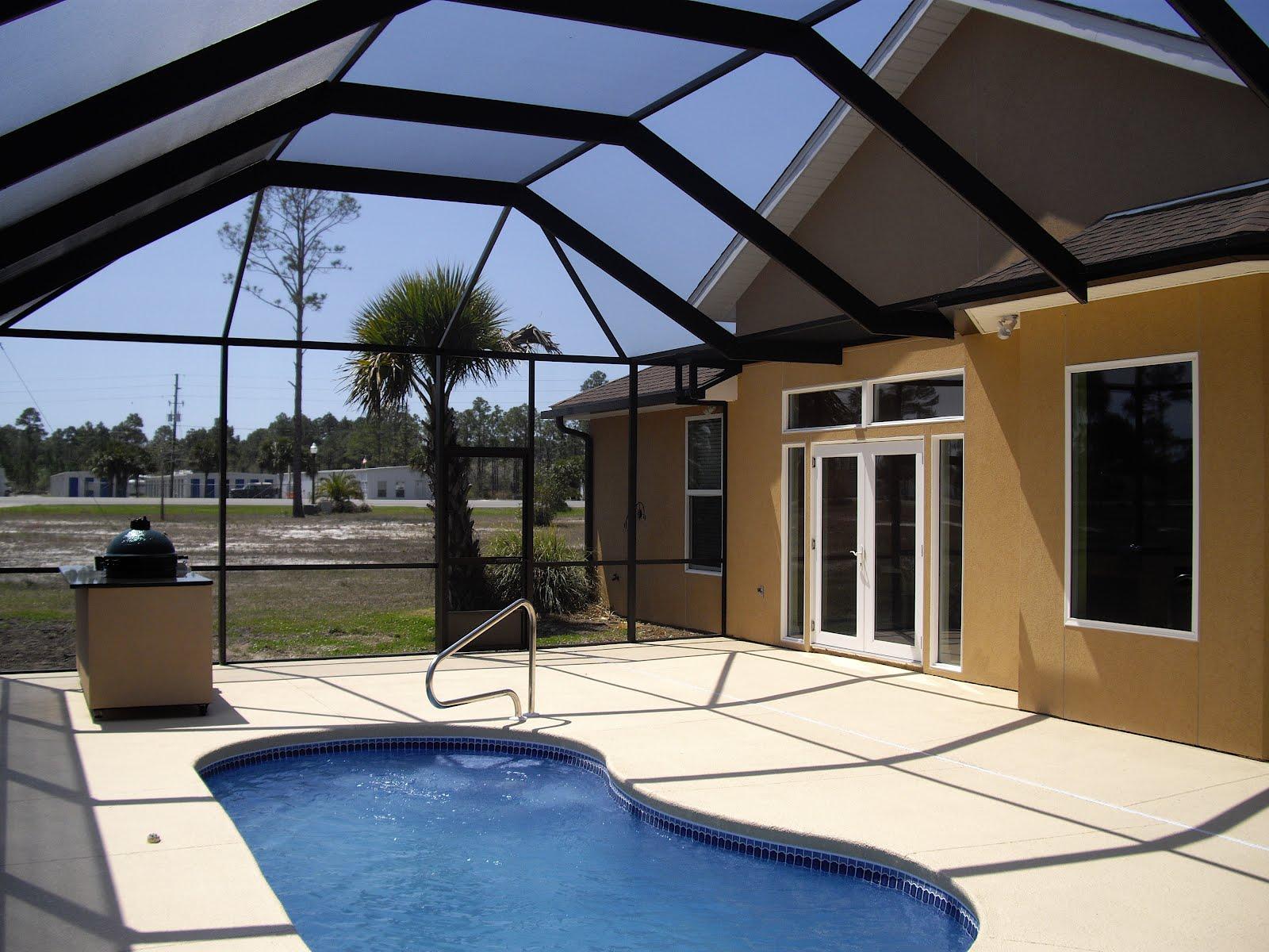 Pool enclosures prices florida american hwy for Pool enclosures prices
