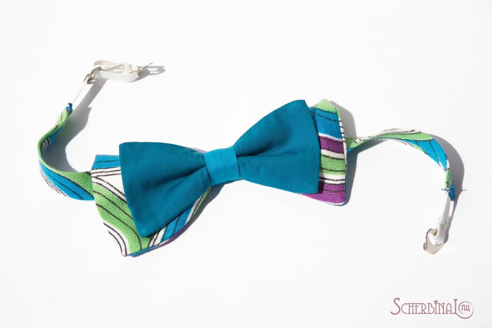 галстук-бабочка для мальчика