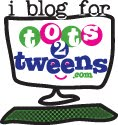 I love to blog for Tots2Tweens!
