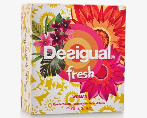 Desigual Fresh fragancia para mujer precio