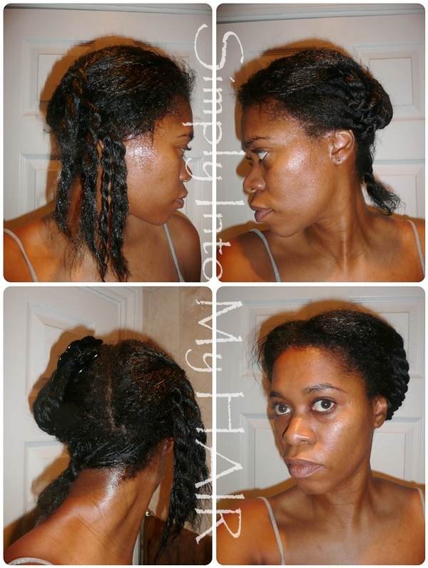 Crochet Braids Take Out : It took me 3 hours to take out the hair and detangle ready for my wash ...