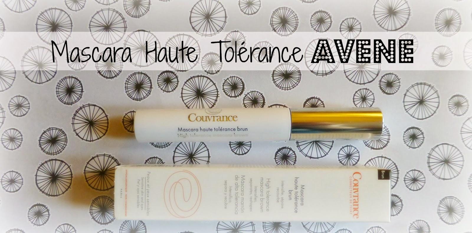 Mes yeux sous haute protection : le Mascara Haute Tolérance par AVENE