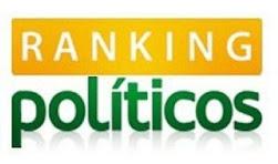 Conheça o Ranking dos Políticos