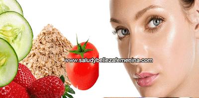 Belleza Facial, remedios naturales