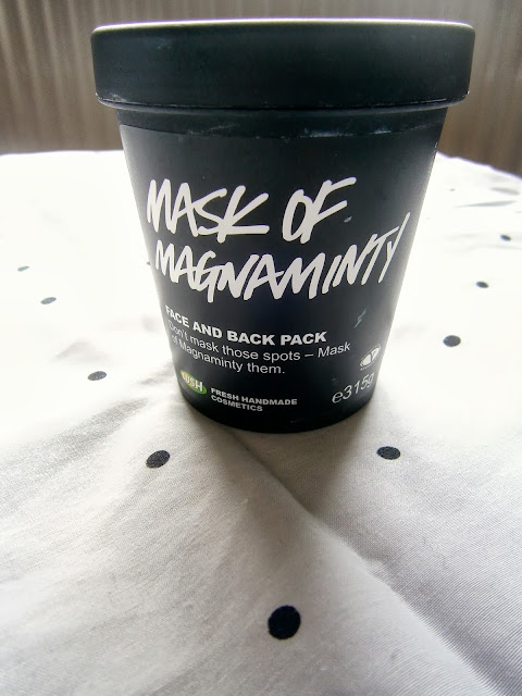 Lush The Mask Of Magnaminty