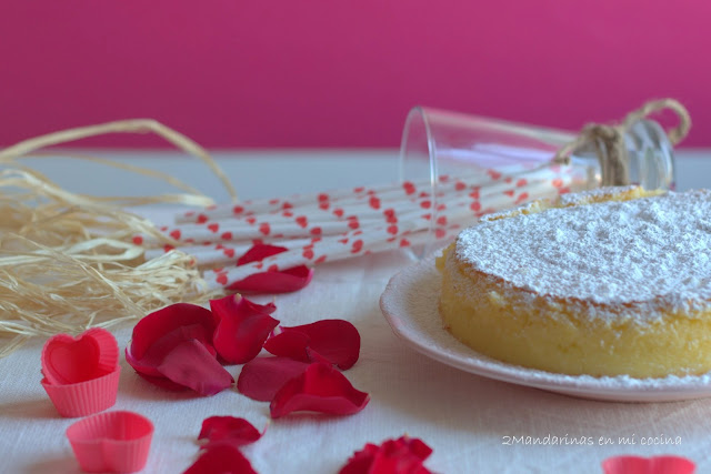 "Sponge cheesecake. Reto nº24 ""One for all"""