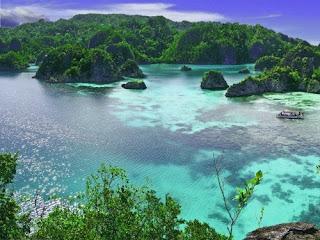 Raja ampat : Tempat Diving Terindah Di Indonesia