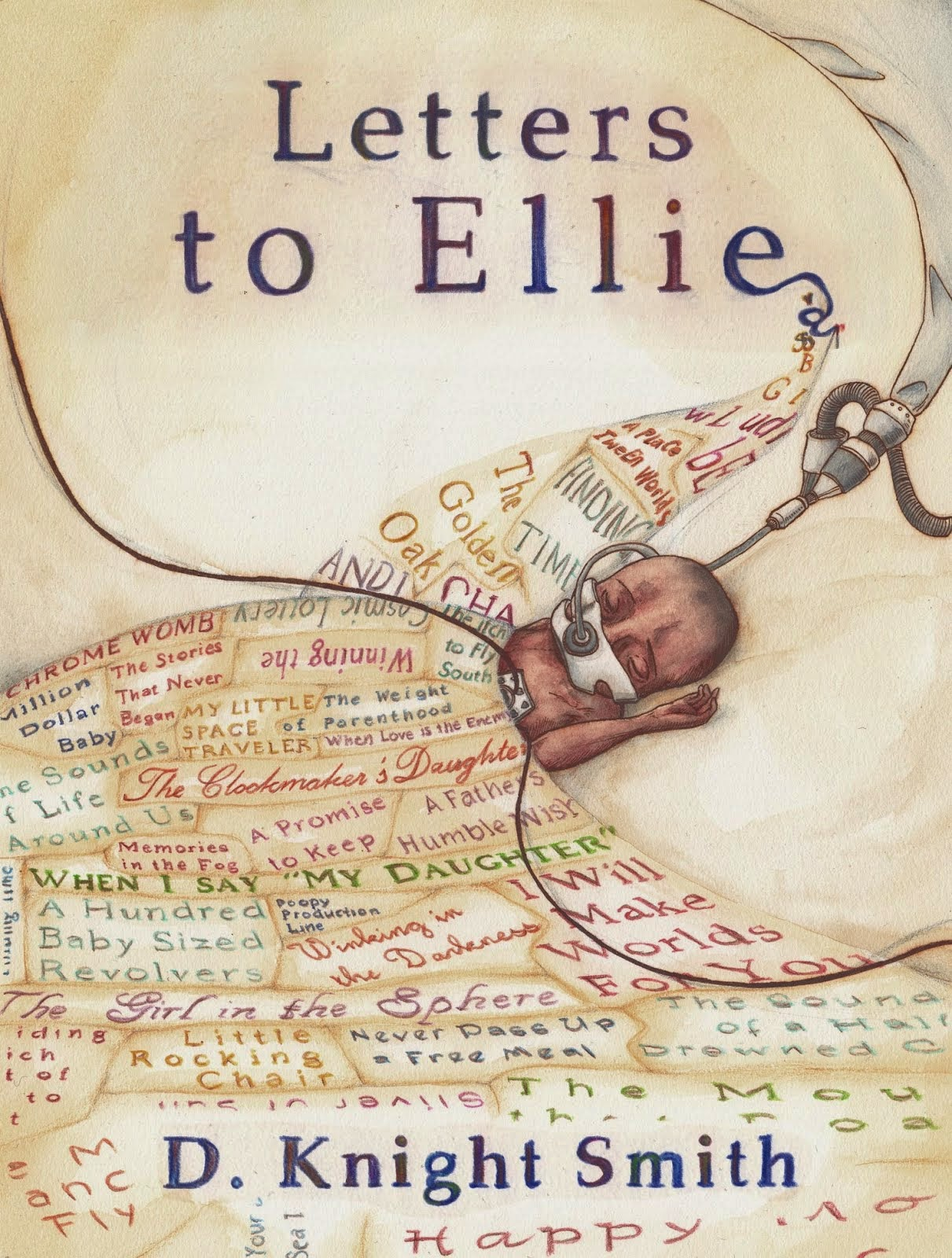 Letters to Ellie Book!