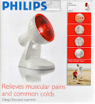 Lampu Infrared Philips