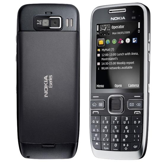 Nokia mobile phones.