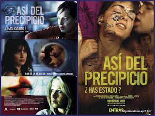 На грани / Así del precipicio. 2006.