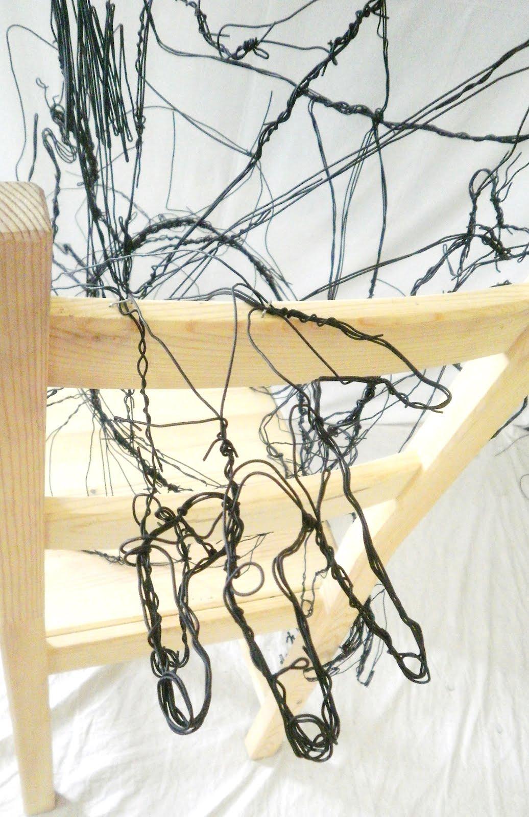 Wire sculptures on pinterest wire sculptures gesture for 3d wire art