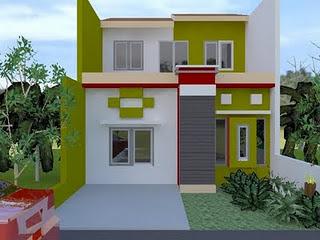 model rumah terbaru on Trend Warna Cat Rumah Terbaru 2012 | IT Terbaru 2012