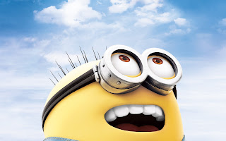 MINION IN DESPICABLE ME 2