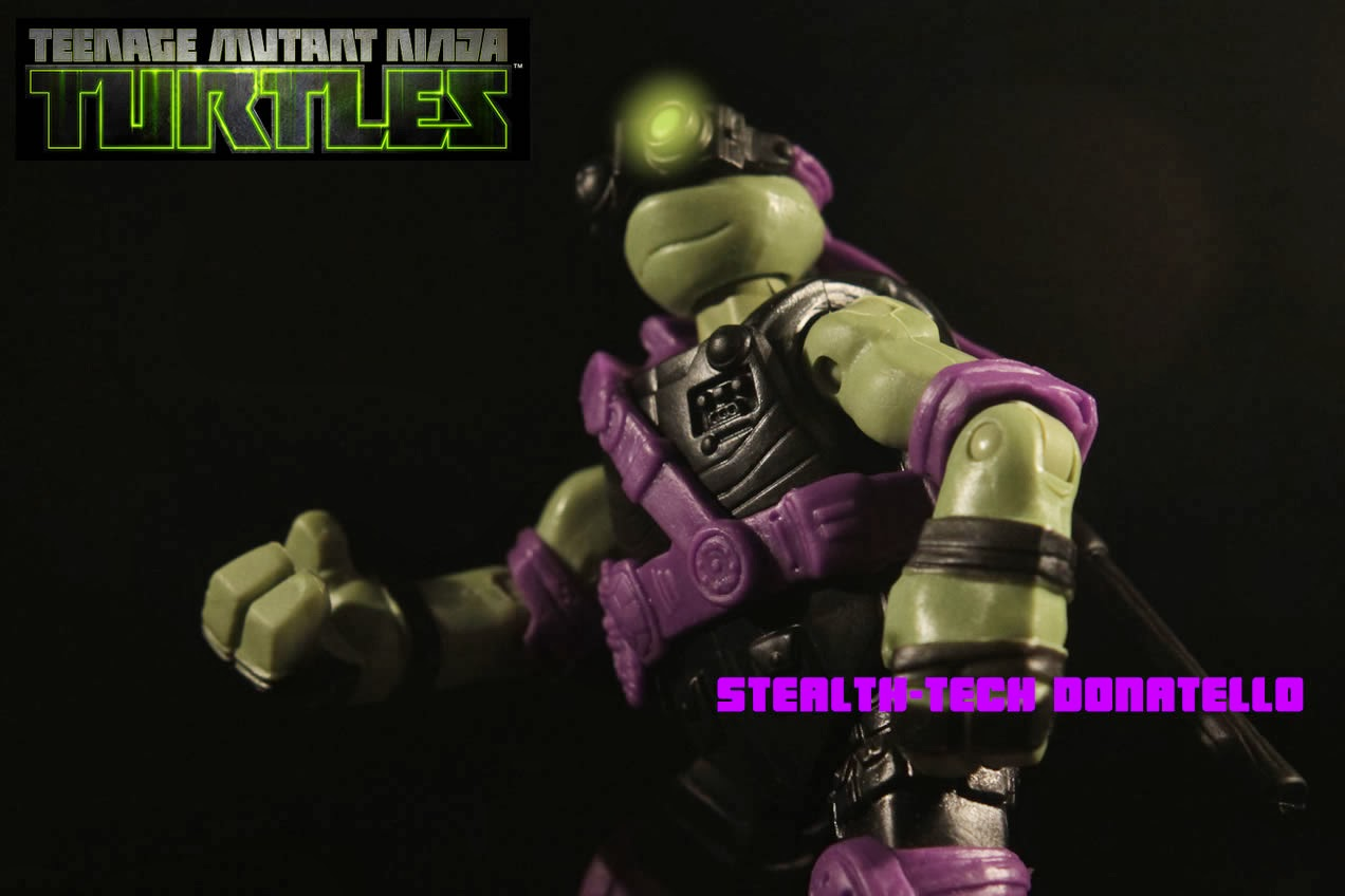 [Figured-Out]: REVIEW: Stealth Tech Donatello, (TMNT)