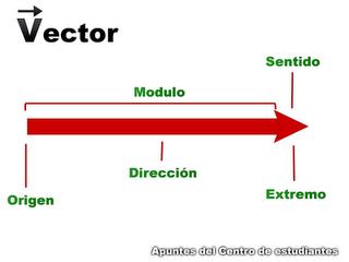 vector de direccion: